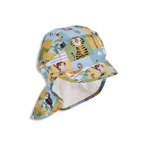 Sterntaler® Schirmmütze »Schirmmütze mit Nackenschutz« (1-St)