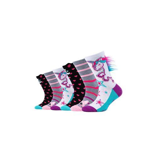 Skechers Socken (6-Paar) 6er Pack