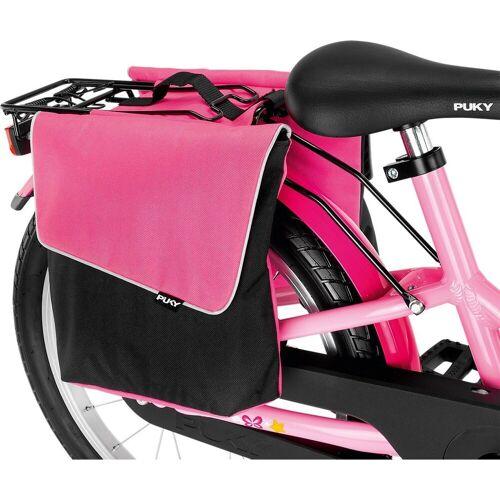 Puky Fahrradtasche »Doppeltasche DT 3 pink«, pink