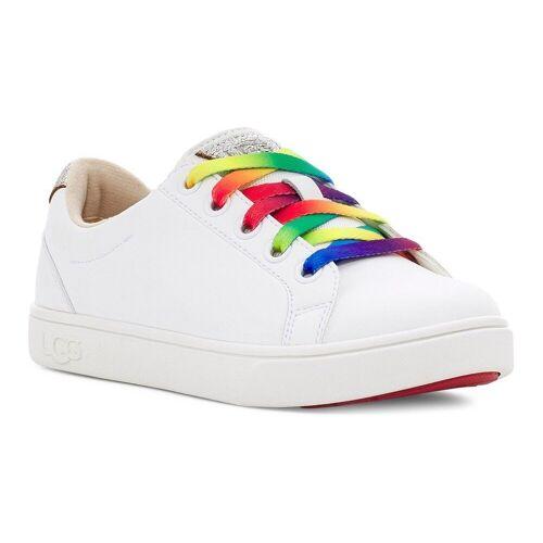 UGG »Zilo« Sneaker mit bunten Schnürsenkeln