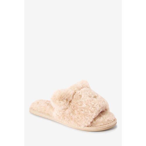 Next »Kuschelige Sandale mit Bären-Design« Hausschuh