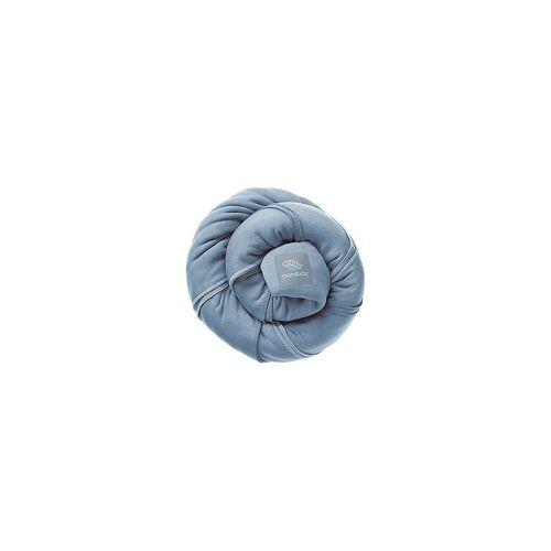 manduca Tragetuch »SLING Tragetuch, skyblue«, hellblau