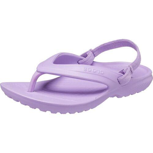 Crocs »Kinder Zehentrenner« Zehentrenner, lila