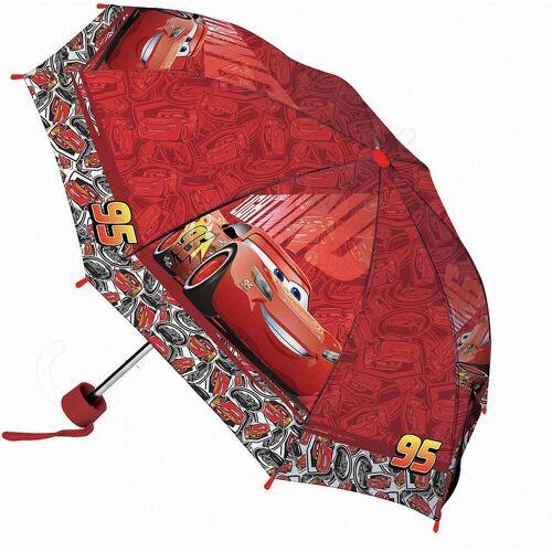 Disney Cars Langregenschirm »Taschenschirm «, rot