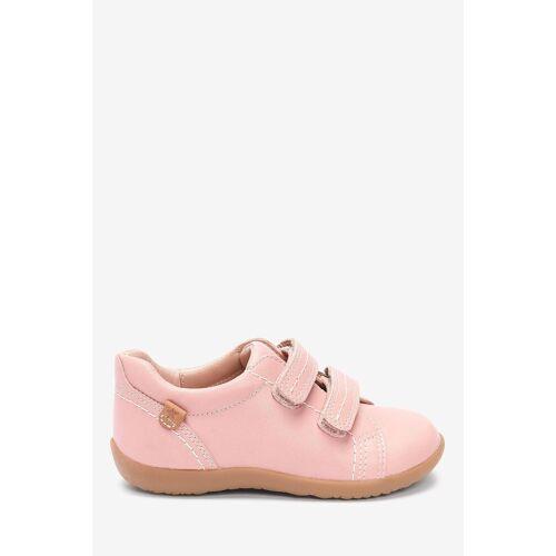 Next »Hochwertiger Lederschuh mit Klettverschluss« Klettschuh, Pink