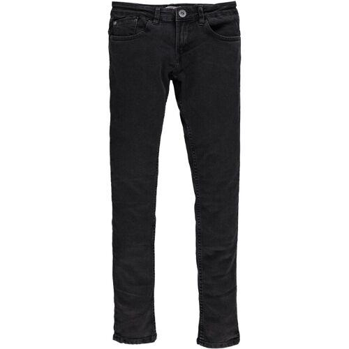 Garcia Slim-fit-Jeans mit Elasthan, schwarz