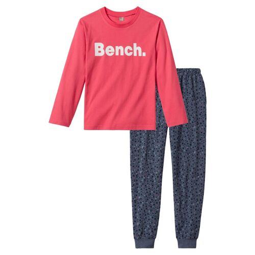 Bench. Pyjama melierte Hose mit Sternchen Druck