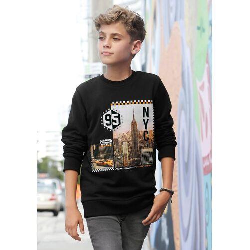 Arizona Sweatshirt »NYC Fotodruck«