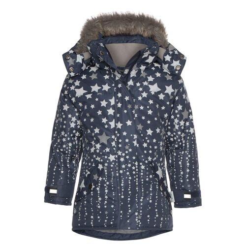 B'Rep Winterjacke mit reflektierendem Sternedruck