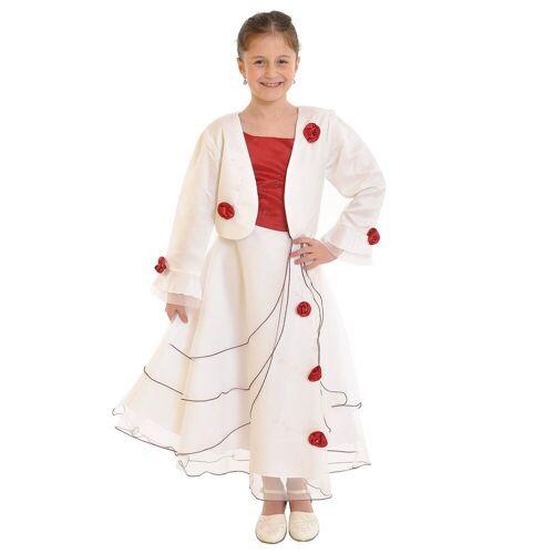 Family Trends Jerseykleid mit Abendkleid und Jäckchen m festlichen Look