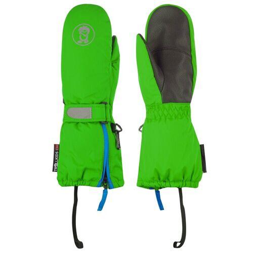 TROLLKIDS Skihandschuhe »Troll« Wasserdicht, Farngrün