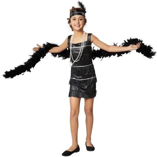 tectake Kostüm »Mädchenkostüm Charlston Queen«