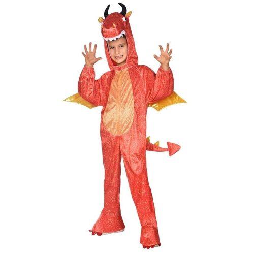 Amscan Kostüm »Feuer Drache Abrax Kinderkostüm«