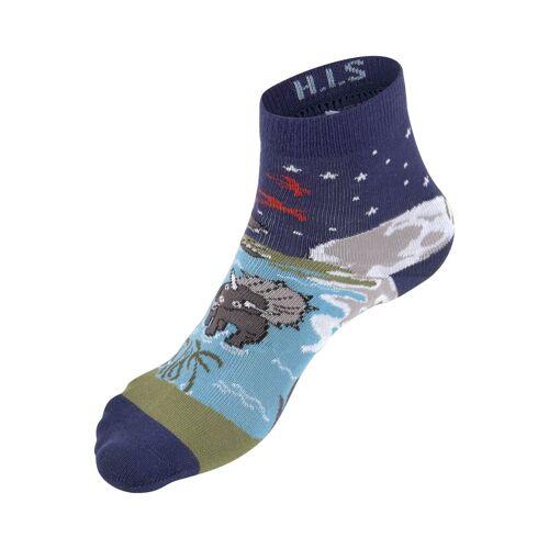 H.I.S Socken (5-Paar) mit eingestrickten Motiven