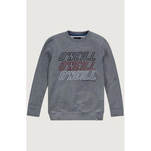 """O'Neill Sweatshirt »""""Beanie""""« mit Rundhalsausschnitt, Silver Melee"""