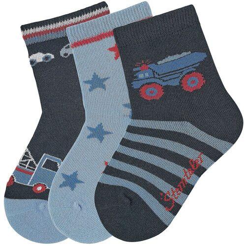 Sterntaler® Socken »Socken für Jungen LKW, 3er-Pack«