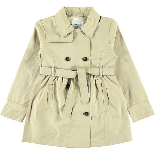Name It Trenchcoat »Trenchcoat NKFMETRINE für Mädchen«, beige