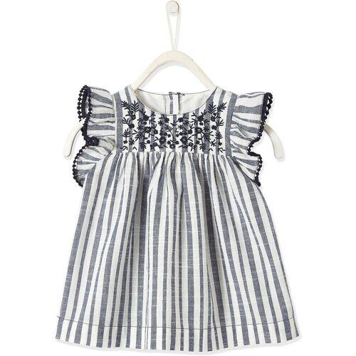 vertbaudet A-Linien-Kleid »Baby Kleid«