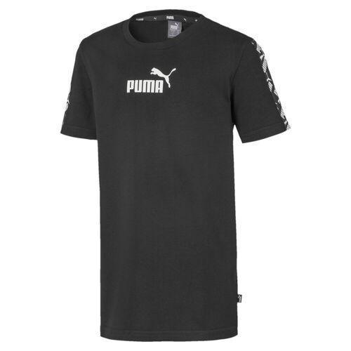 Puma T-Shirt »Amplified Herren T-Shirt«, schwarz