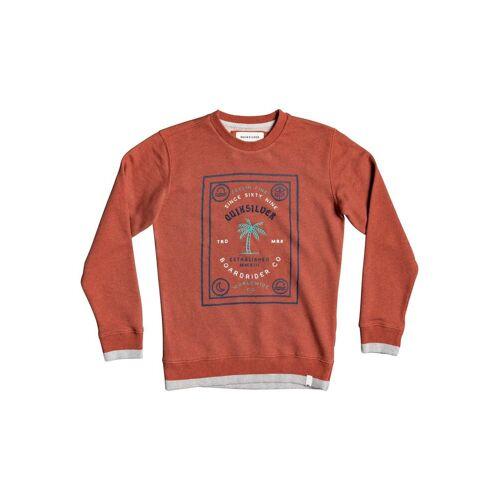 Quiksilver Sweatshirt »Bad Liar«, rosa