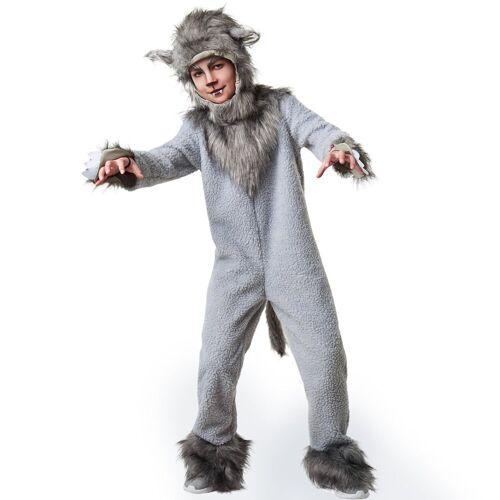 tectake Kostüm »Kinderkostüm Wölfchen Wildfang«