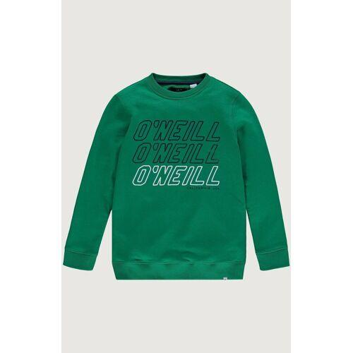 "O'Neill Sweatshirt »""Beanie""« mit Rundhalsausschnitt, Jolly Green"