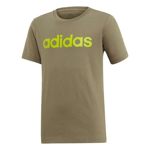 Adidas Performance T-Shirt »Essentials Linear Logo T-Shirt«