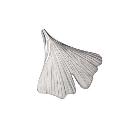 Vivance Kettenanhänger »925/- Sterling Silber Ginkgo«, Anhänger