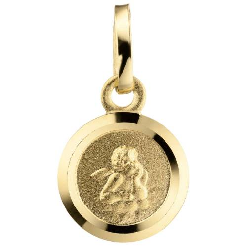 Jobo Engelanhänger »Engel Schutzengel«, 333 Gold