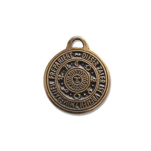 Adelia´s Amulett »Alte Symbole Talisman«, Astrologisches Amulett - Bringt kosmische Heilkräfte