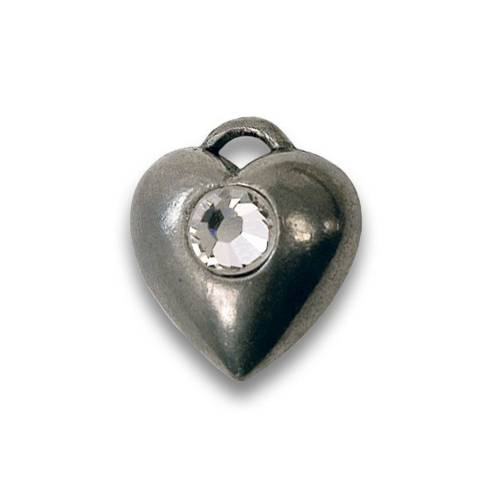 Adelia´s Amulett »Feng Shui Glücksbringer«, Kristallherz - Liebe
