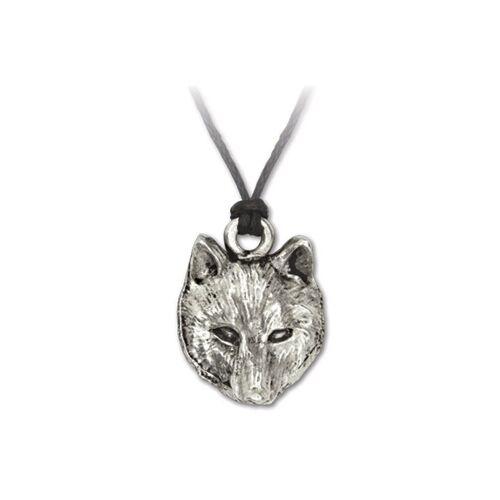 Adelia´s Amulett »Glückstiere Talisman«, Der Wolf - Treue, Mut und Ausdauer