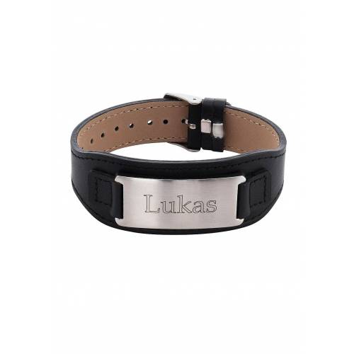 Firetti Armband mit Gravur »ID-Armband mit gratis Gravur«