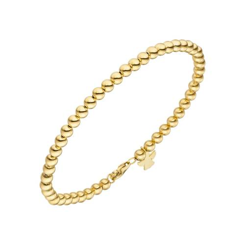 Jobo Goldarmband »Engel Schutzengel«, 585 Gold 19 cm