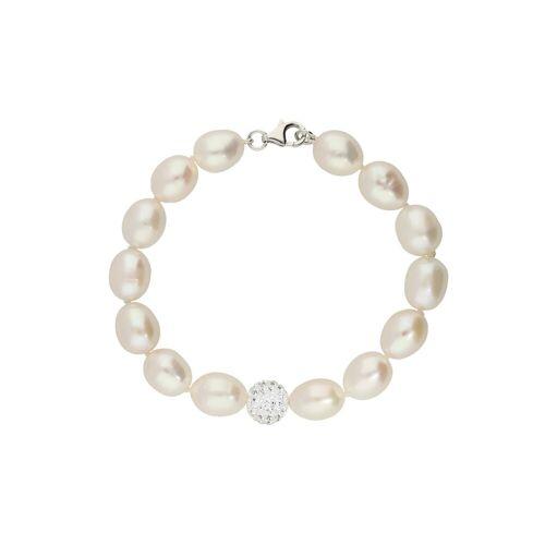 Vivance Perlenarmband »Kristall«