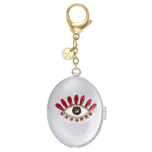 Swarovski Schlüsselanhänger »NEW LOVE BAG CHARM BLK, 5510845«, mit ® Kristallen