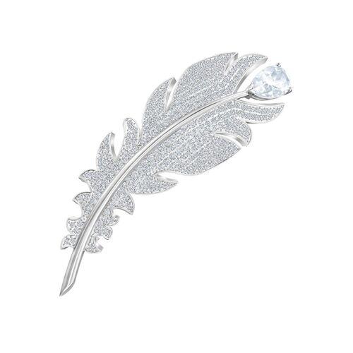 Swarovski Brosche »NICE TALKING PIECE, 5495417«, mit ® Kristallen