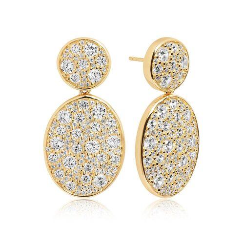 Sif Jakobs Jewellery Ohrringe im funkelnden Design, gold