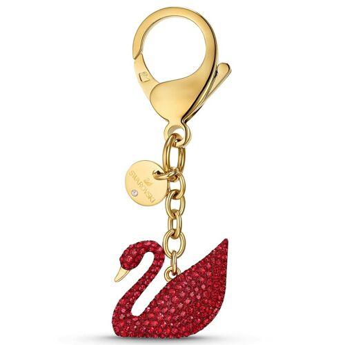 Swarovski Schlüsselanhänger »Swan, 5526754«, mit ® Kristallen