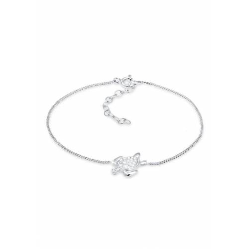 Elli Armband »Armkette Schildkröte Sommer Tier 925 Silber«