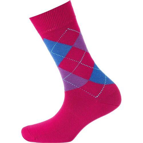 Burlington Socken »Queen ein Paar Socken«, lila