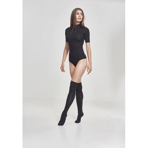 URBAN CLASSICS Basicsocken »Ladies Overknee Socks 2-Pack«