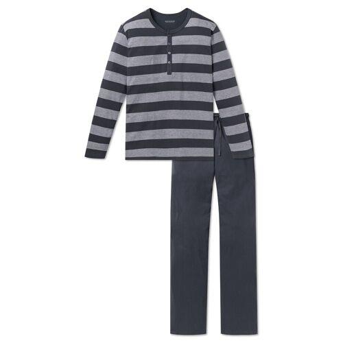 Schiesser Pyjama »Ebony«