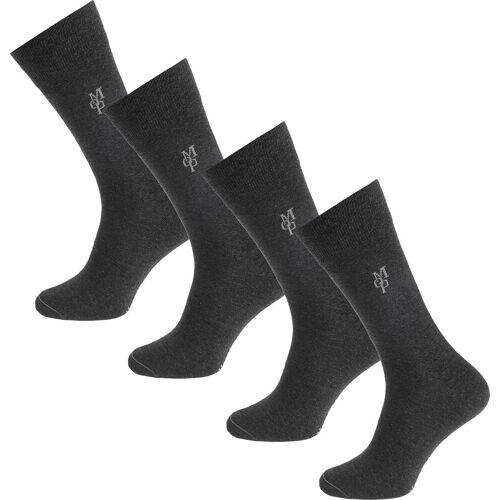 Marc O' Polo Socken »M-SOCKS (4-pack) Socken«, grau