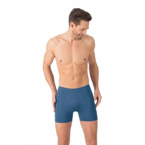 Trigema Pants aus Polyamid/Elastan, jeans