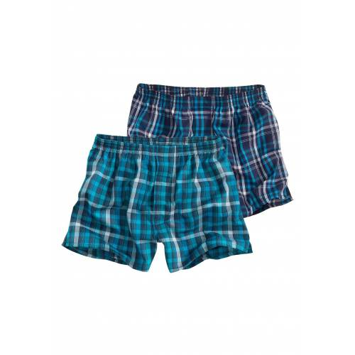 le jogger® Boxershorts (2 Stück) in bequemer Passform