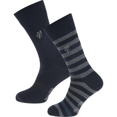 Marc O' Polo Socken »M-SOCKS 2-PACK Socken«