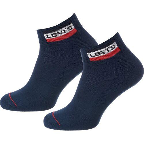 Levi's® Socken »120SF 2 Paar Socken«, blau-kombi