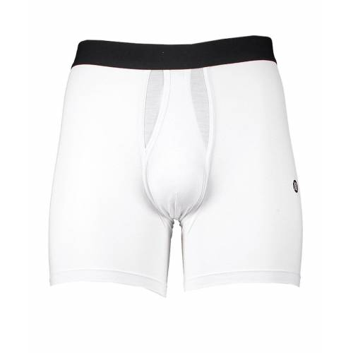 Stance Boxershorts »Staple 6inch 2 Pack Boxershort«, weiss