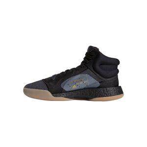 Adidas Performance »Marquee Boost« Basketballschuh, grey six / core black / trace khaki